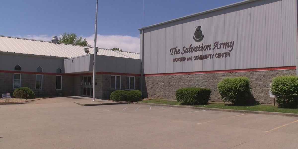 Salvation Army sees increase in need during pandemic
