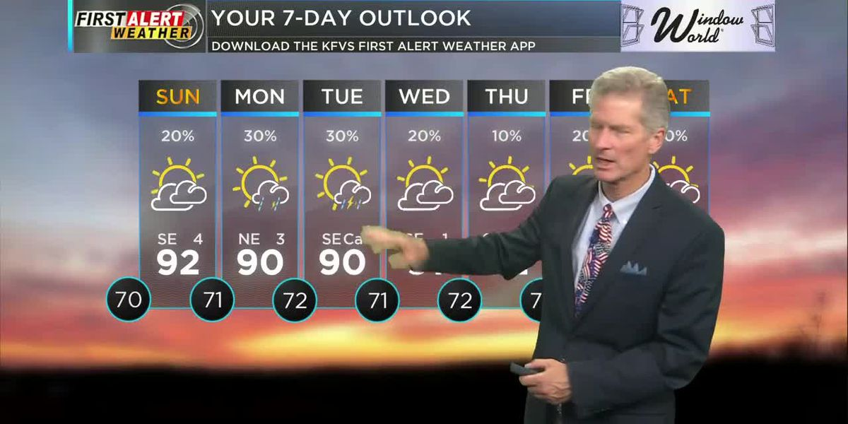 First Alert Weather 10 p.m. 7/4/2020