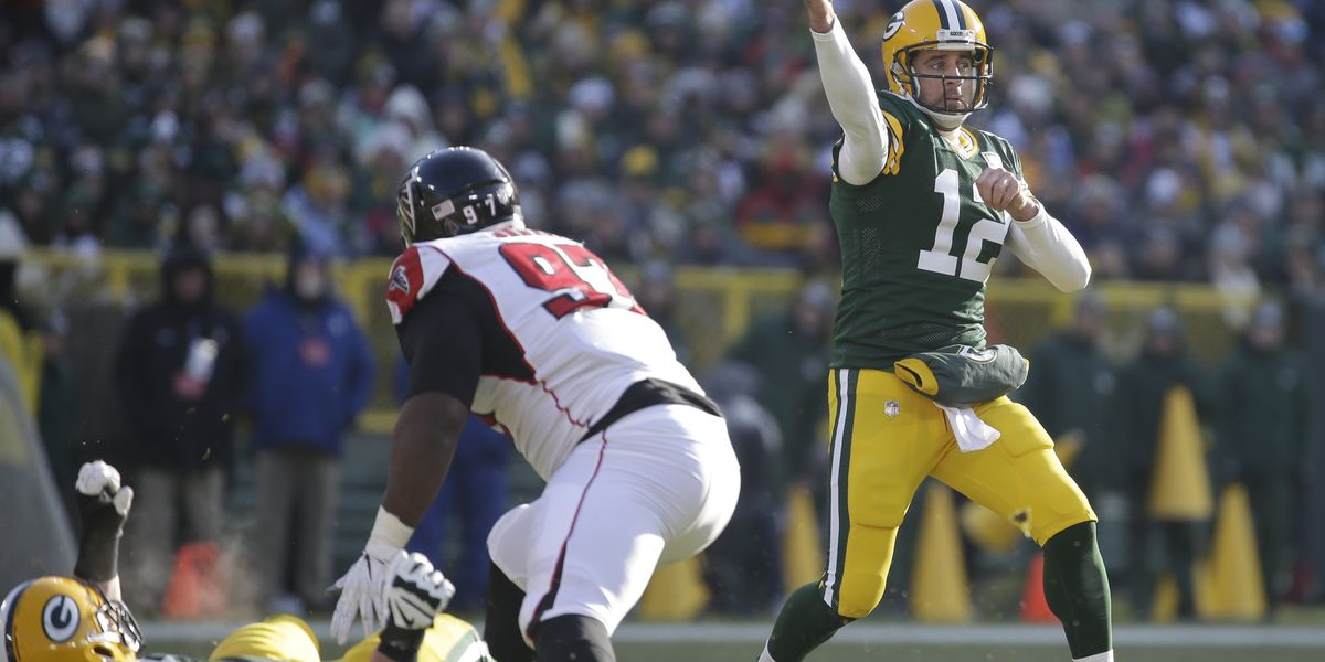 The Latest: Rodgers has NFL mark for interception-free run