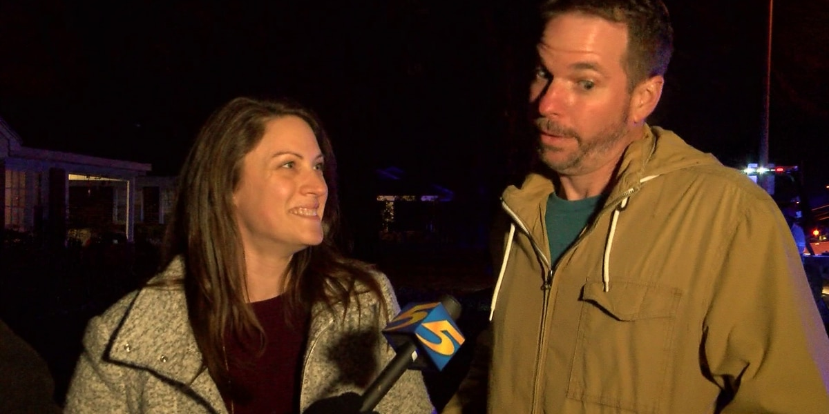 Accident Forgiveness: Couple forgives teen driver who crashed into their bedroom