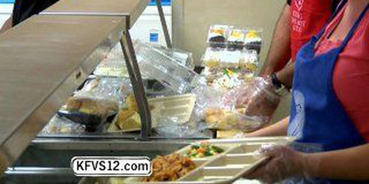 Salvation Army in Cape Girardeau to provide hot lunches
