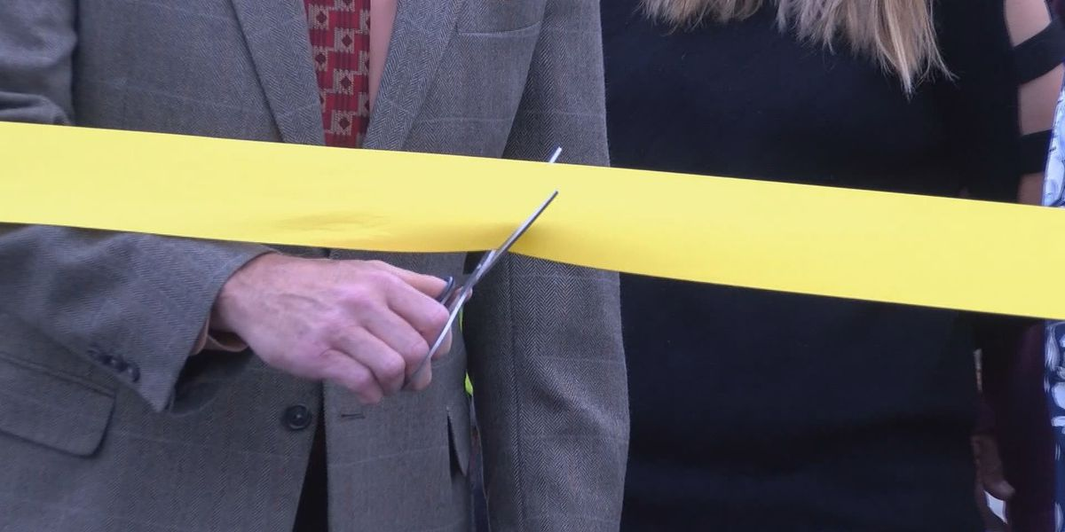 Completion of paving project celebrated in Morley, Mo.