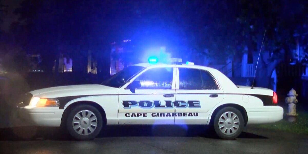 Home hit by gunfire in Cape Girardeau