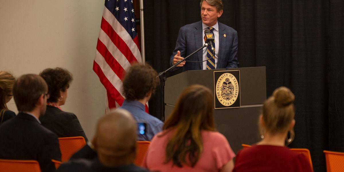 UT Board appoints Randy Boyd as interim president