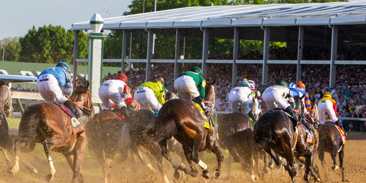Kentucky Derby: No spectators this year