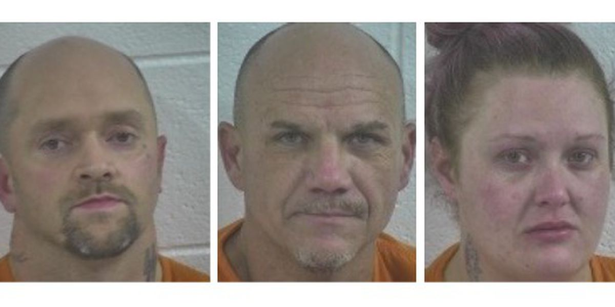 Truck theft investigation leads to 3 arrests