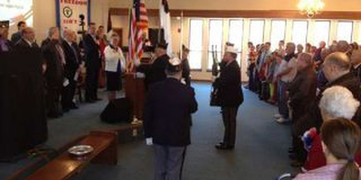 Veterans honored at church service in Cape Girardeau