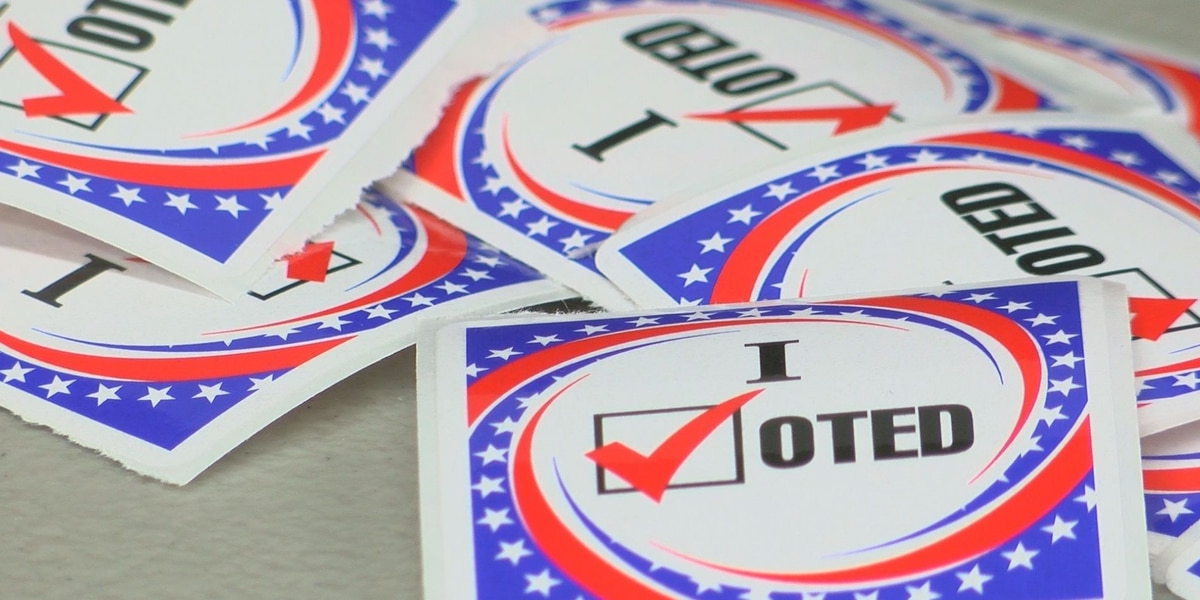 What happened to the 'I Voted' stickers?