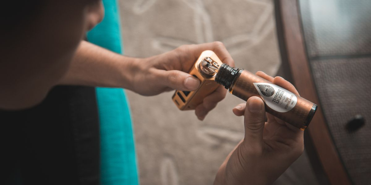 Vaping-related death reported in west Tenn.