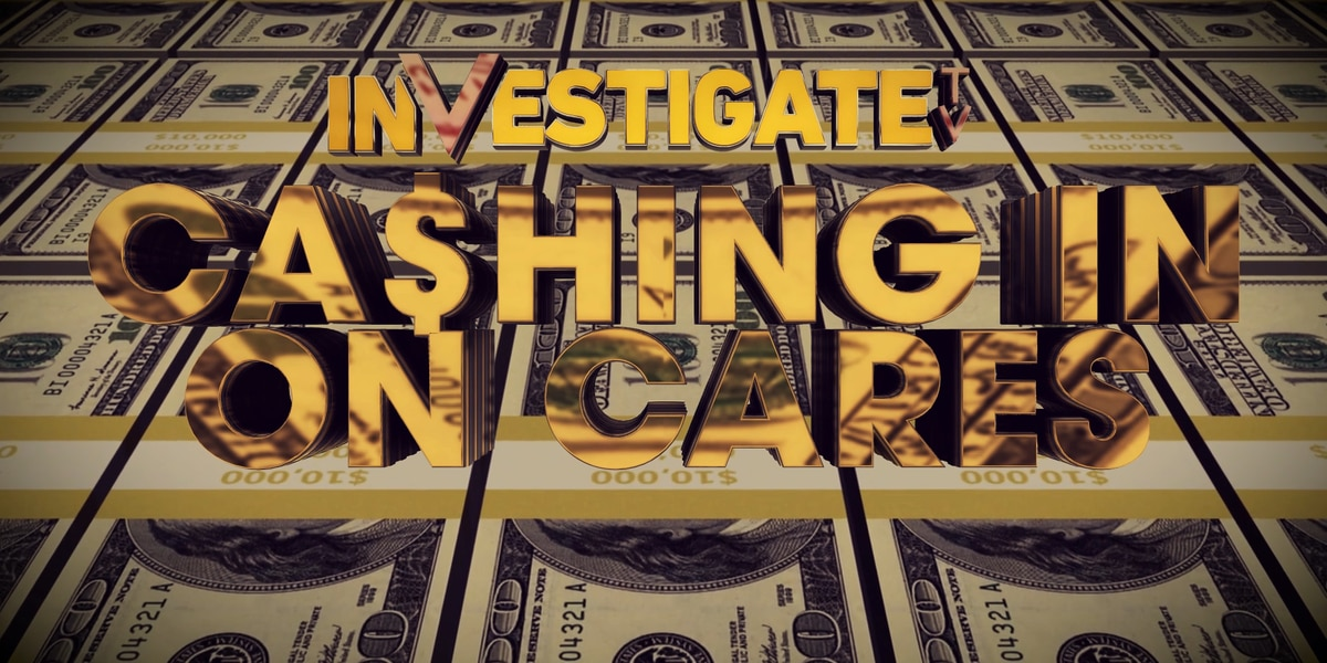 Cashing in on CARES: Pandemic relief money used to buy luxury cars, new homes