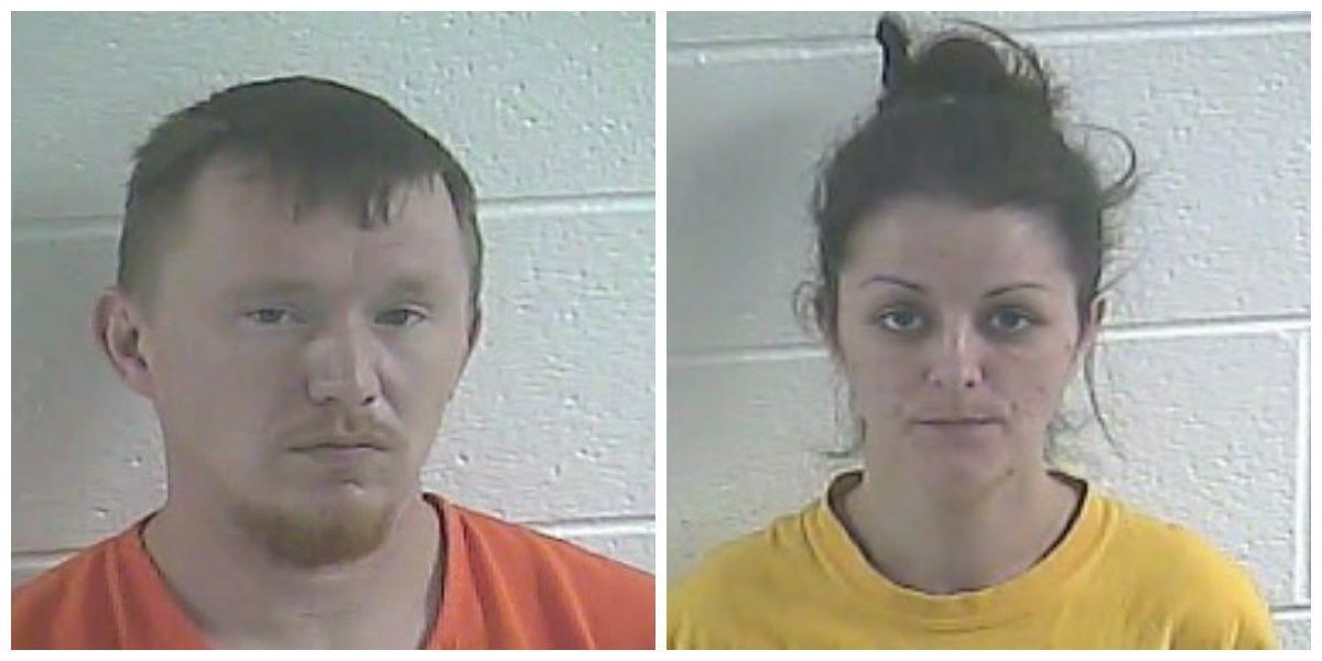 2 suspects charged with breaking into storage units