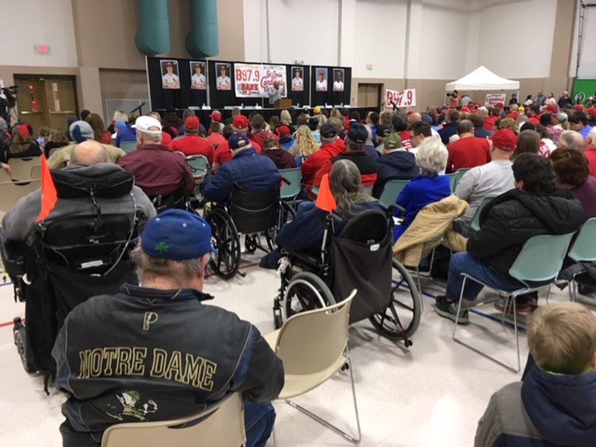 Cardinals Caravan in the Heartland