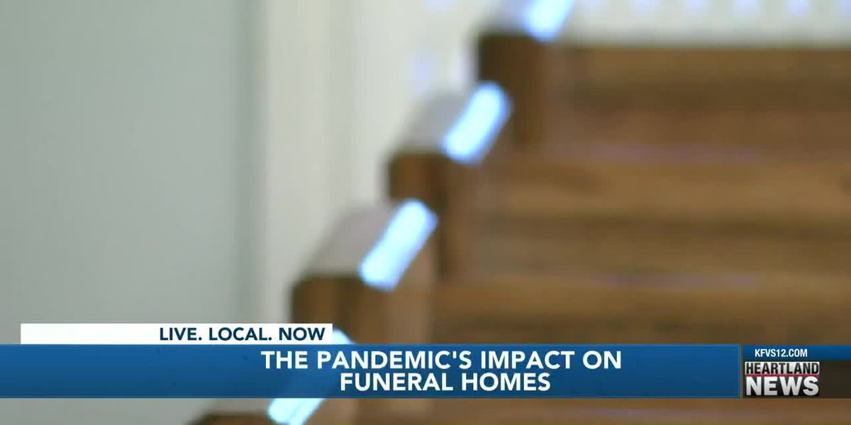 Heartland funeral homes see increase in business