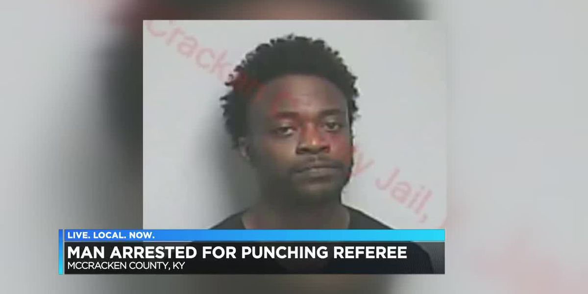 Michigan coach faces new charge in assault of referee in McCracken County