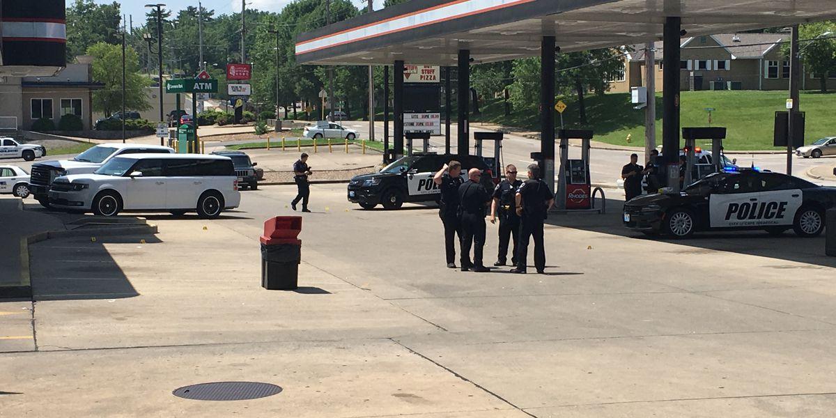 1 person in custody following shots fired near gas station in Cape Girardeau, Mo.