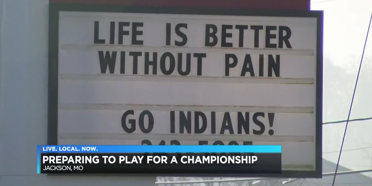 Jackson Mo. Prepares for State Championship