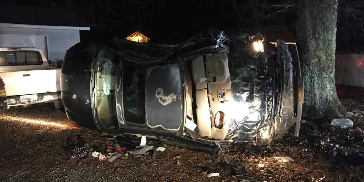 Single vehicle collision injures one in McCracken County, KY