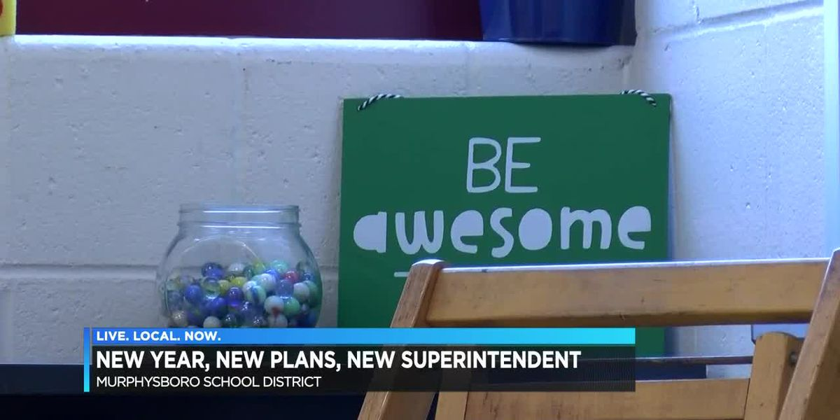 Murphysboro starts new school year with blended schedule, new superintendent