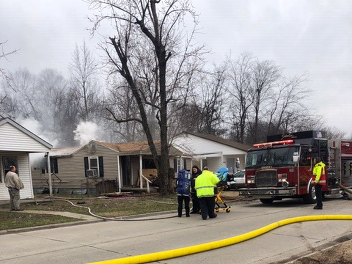 Fire damages Sikeston home