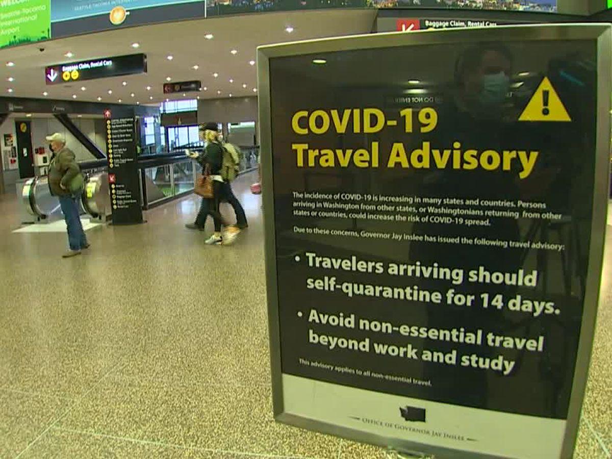 Millions stick to Thanksgiving travel plans despite warnings