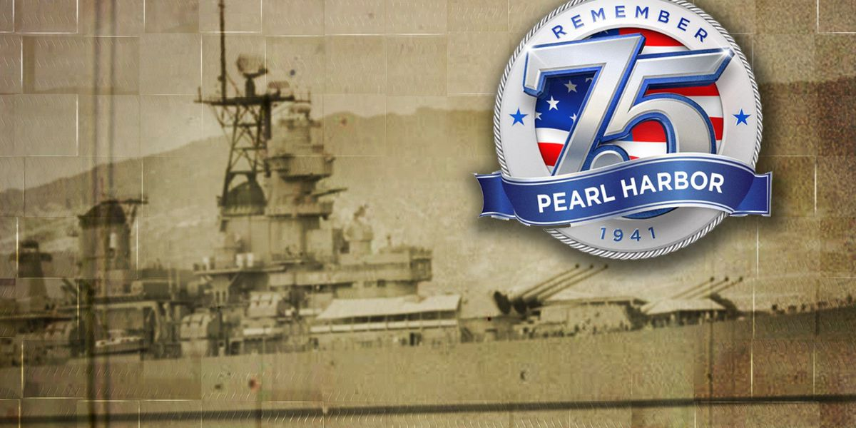Ceremony in Hawaii marks 75th anniversary of the attack on Pearl Harbor