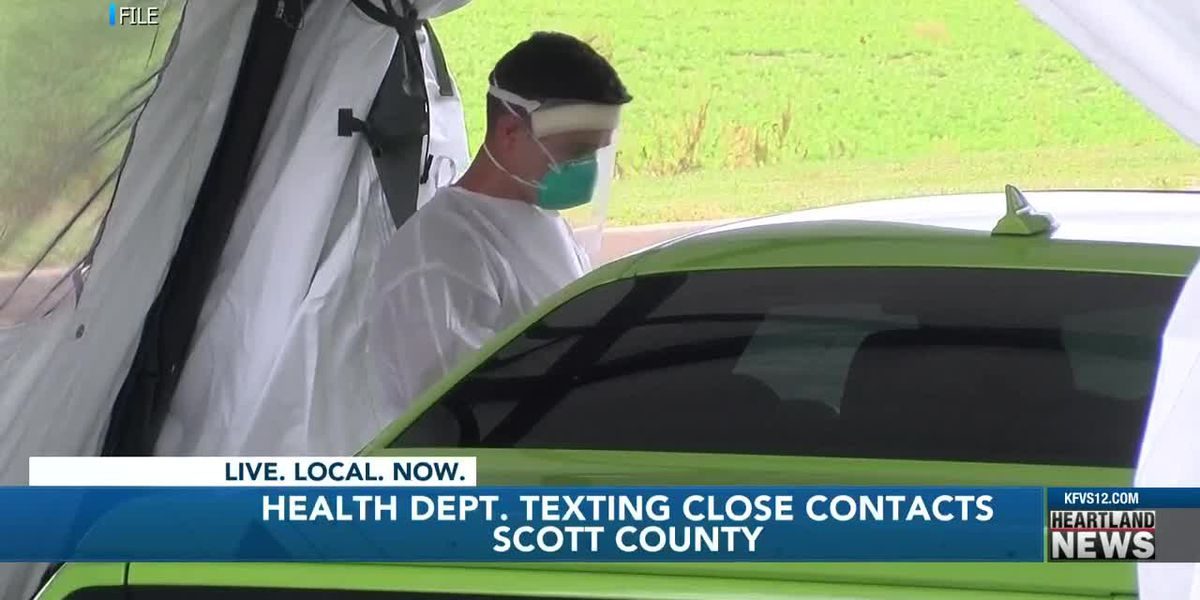Health Dept. testing close contacts in Scott Co.