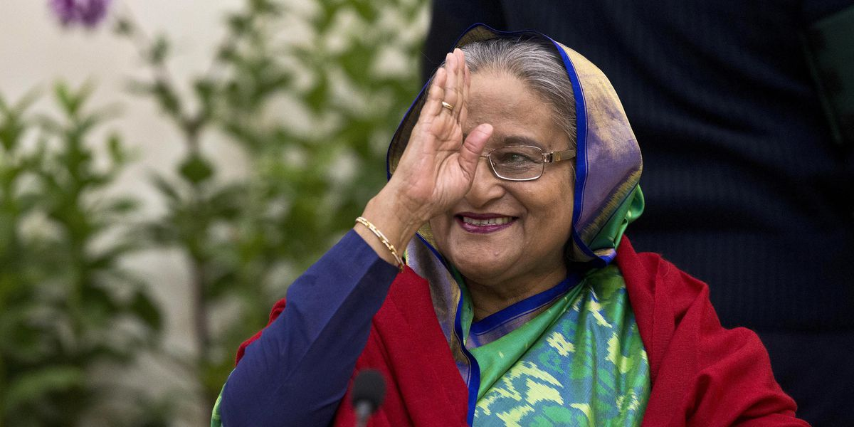 Bangladesh prime minister denies accusations of rigged vote