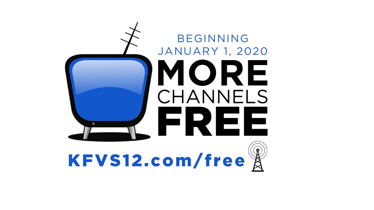 More channels free from KFVS12