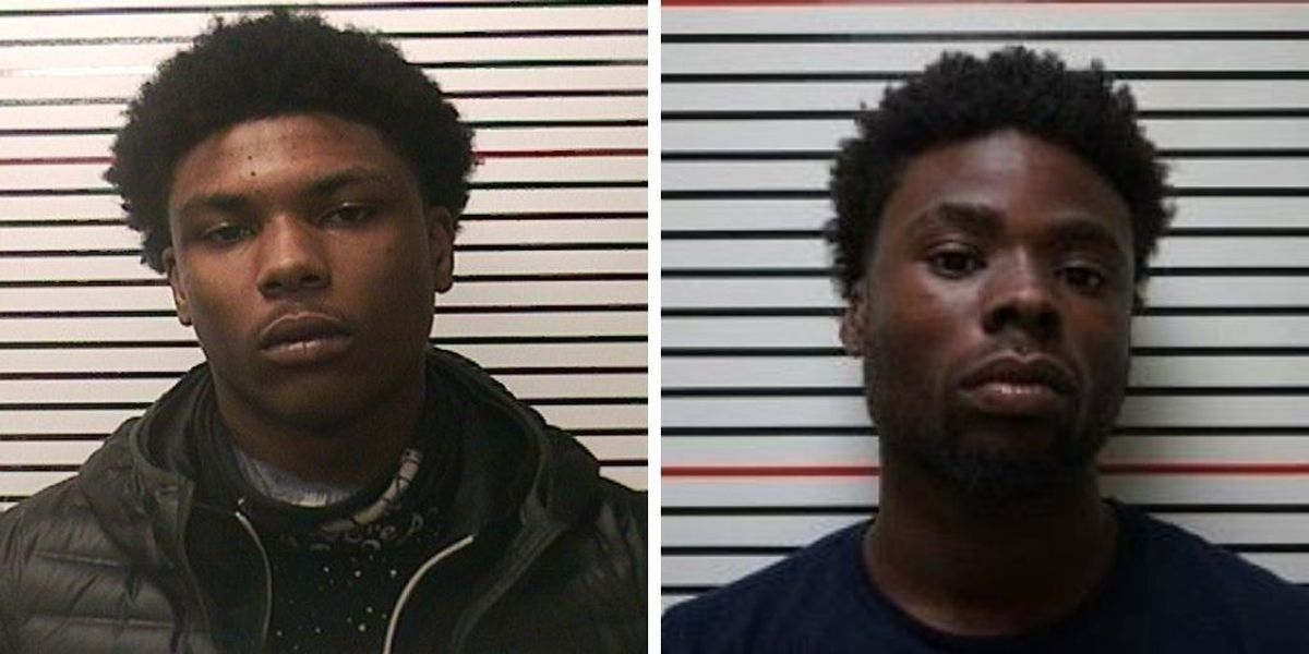 Carbondale police arrest 2 armed robbery suspects
