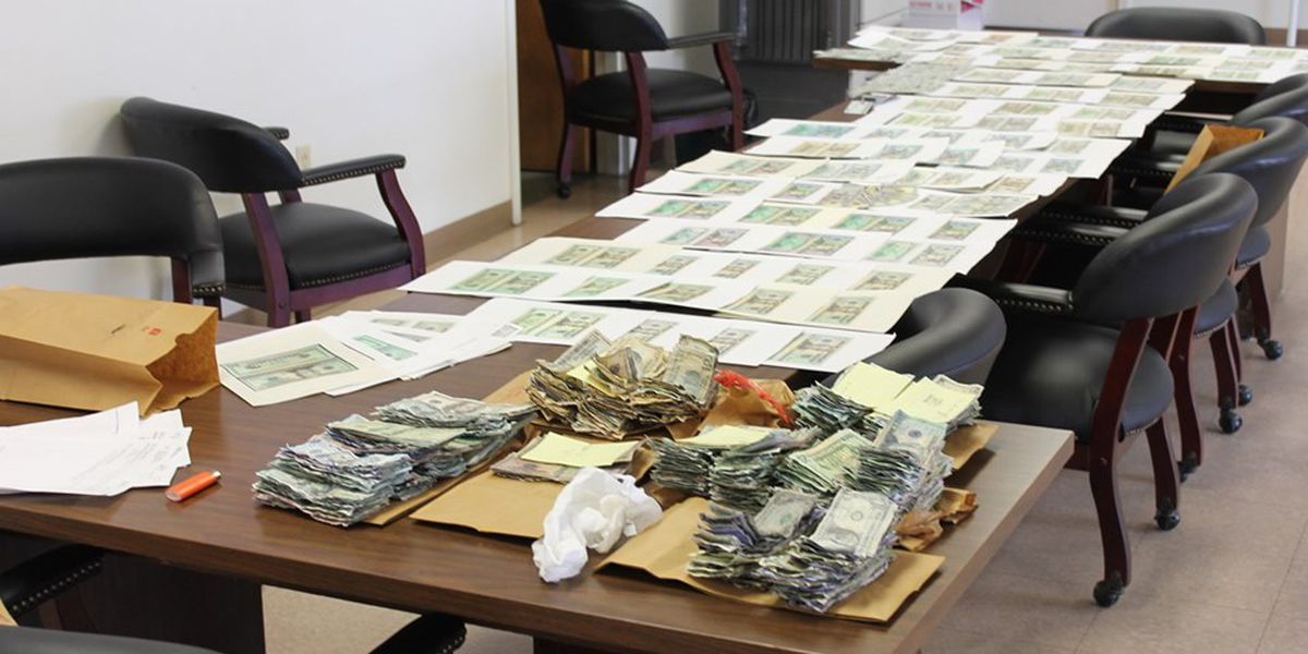 Christopher police seize nearly $35K in counterfeit bills, fake payroll checks