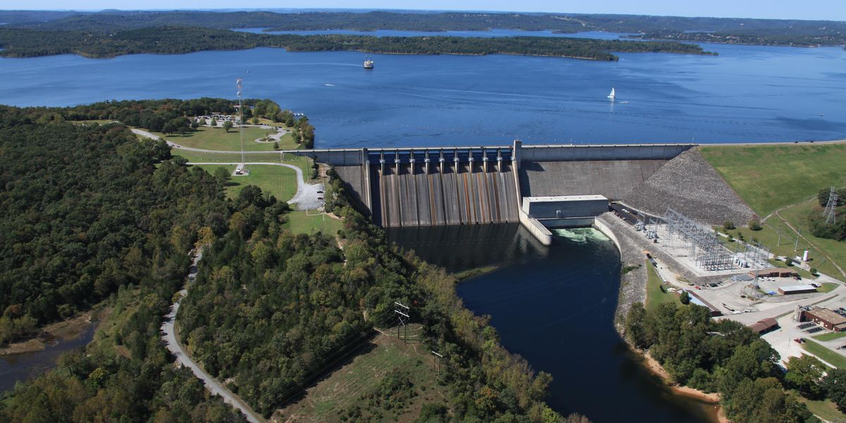 Release of spillways at Table Rock Lake to begin