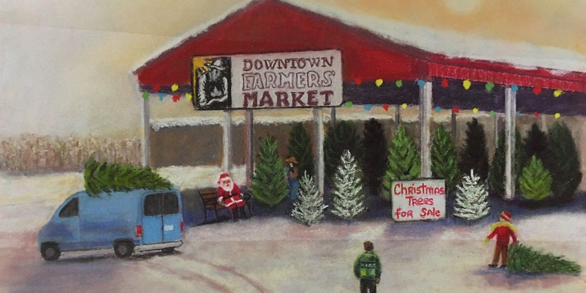 2017 City of Paducah Christmas cards available for purchase