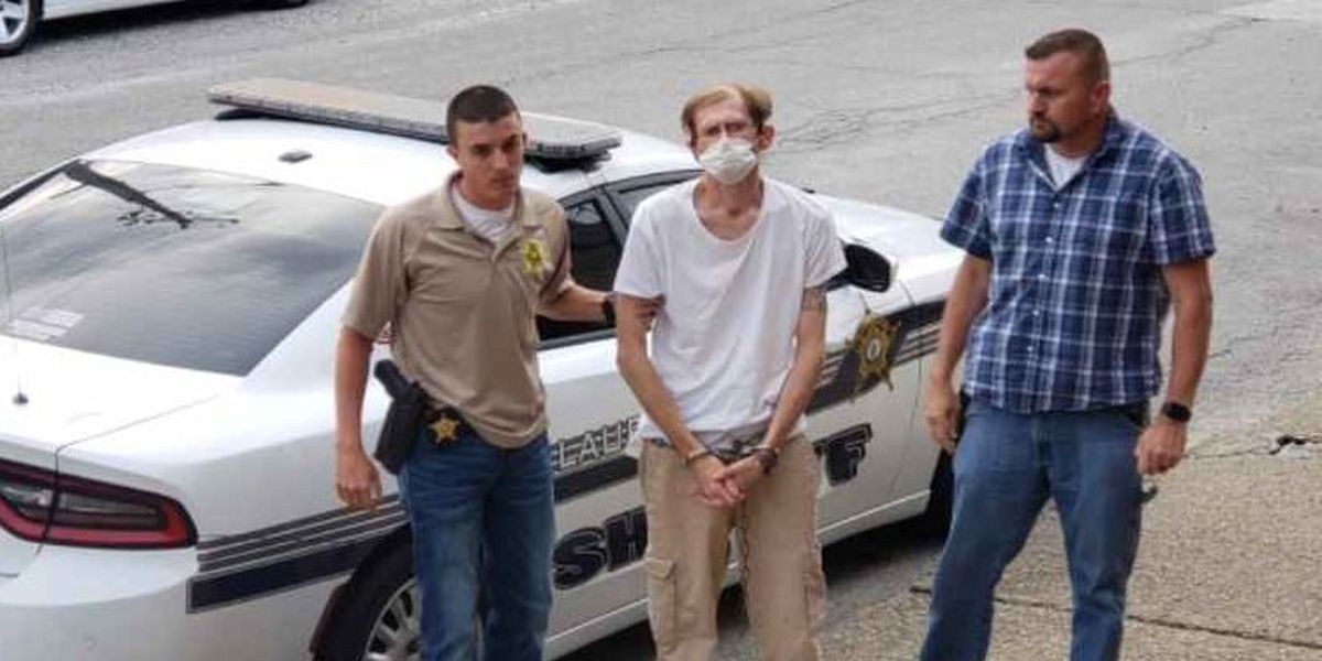 Double murder suspect caught in Graves Co., Ky.