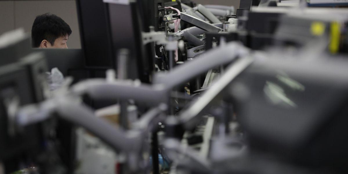 US-China trade hopes help shore up global stock markets