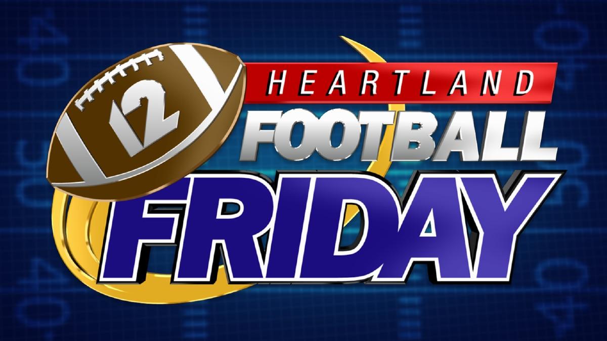 Heartland Football Friday Week 6 final scores