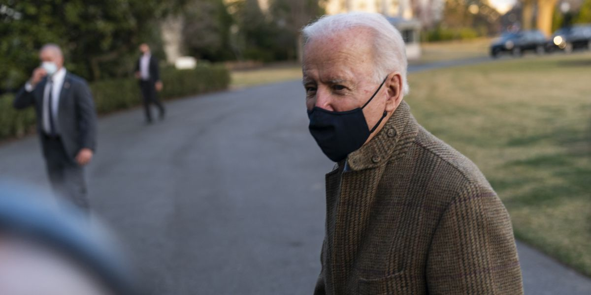 Biden sees 'win' for US in electric vehicle battery deal