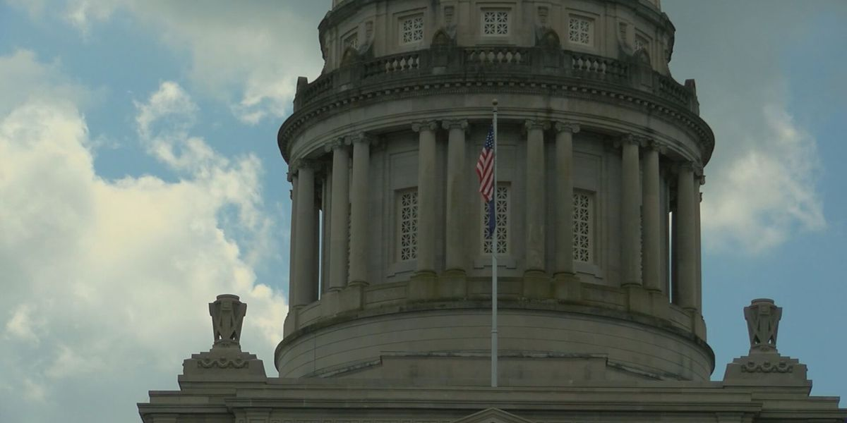 Ky. Lawmakers won't meet this week due to winter weather