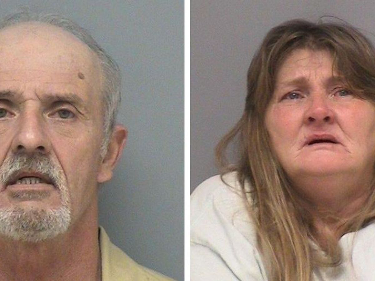 Husband, wife arrested in connection to break-ins at Mt. Vernon storage facility they manage