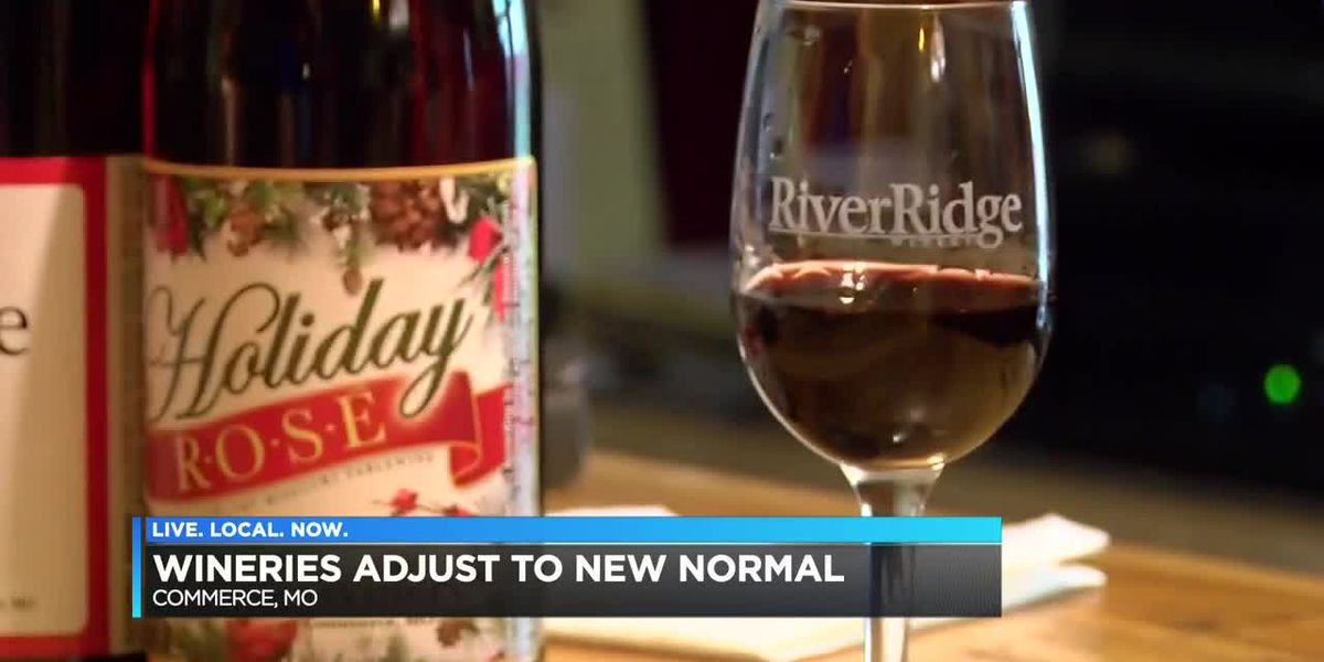 Wineries adjust to new normal in southeast Missouri