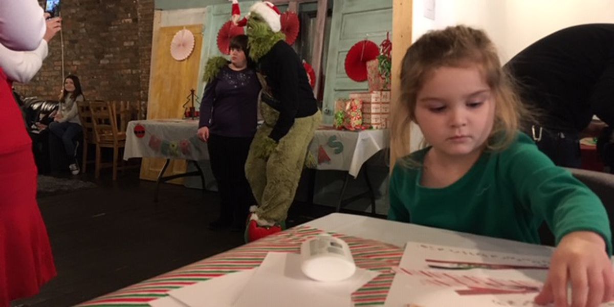 Grinch steals show at 2nd Annual Whoville event in Cape Girardeau