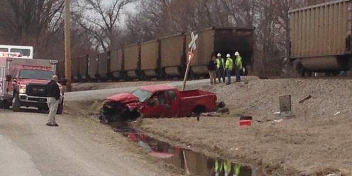 Funeral arrangements set for Pinckneyville man killed in train, truck crash