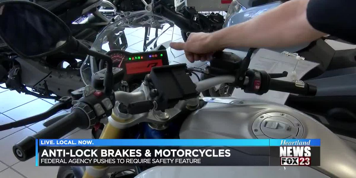 NTSB wants all new U.S. motorcycles for road use to have anti-lock brakes
