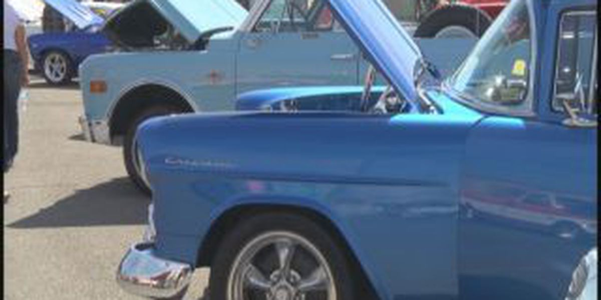 Classic cars roll into downtown Cape Girardeau