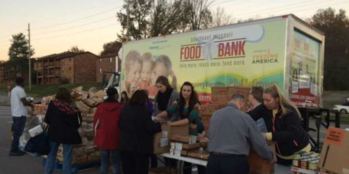 Area businesses team up with the SEMO Food Bank for hunger relief in southeast MO