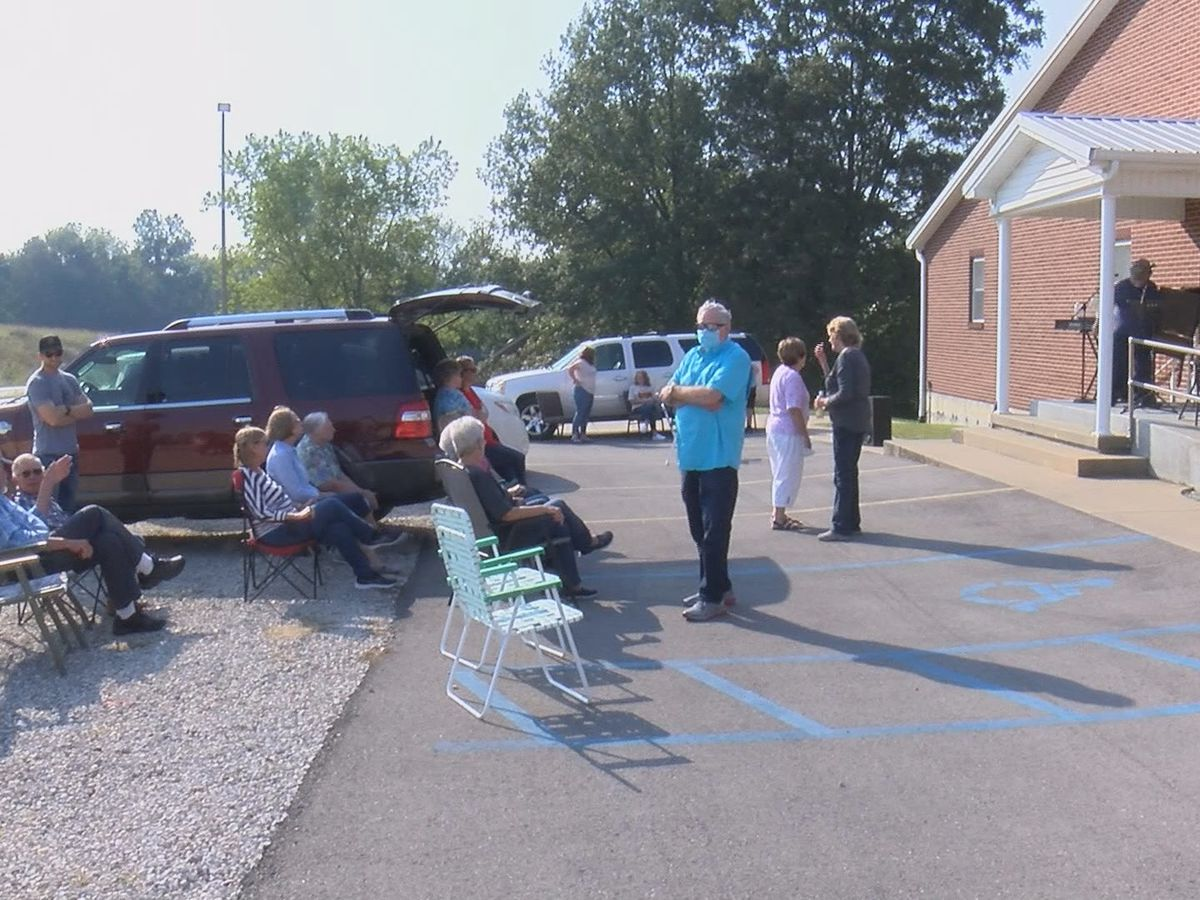 Millersville church held prayer vigil for nation