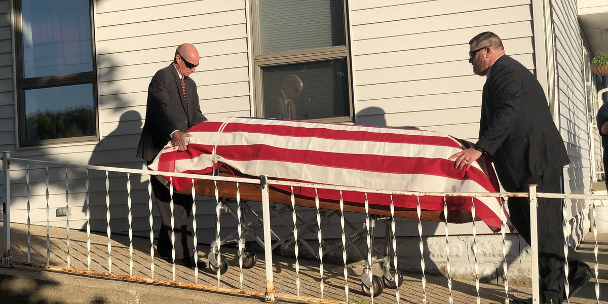 Hawesville sailor killed in Pearl Harbor attack returns home