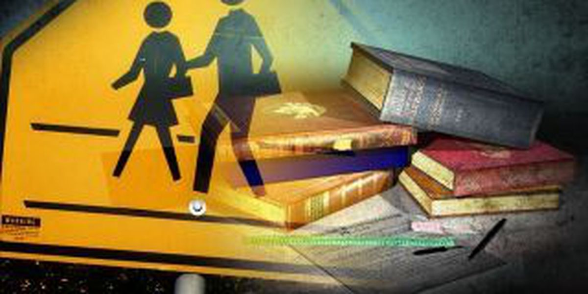 Graves Schools adds time to school days to make up snow days