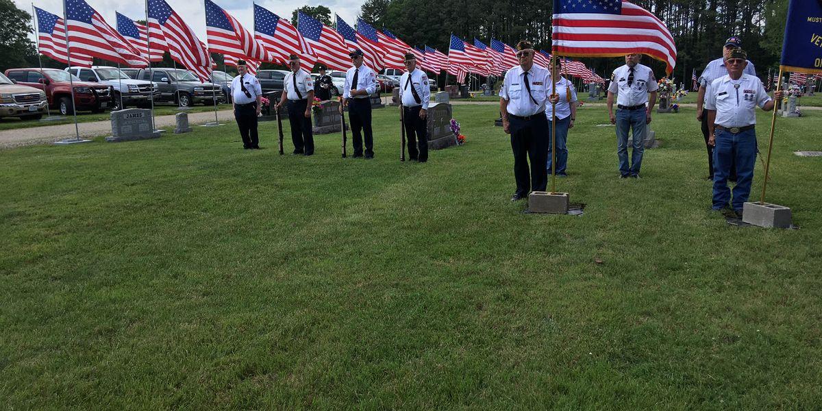Bollinger County honors fallen soldiers in Memorial Day Program