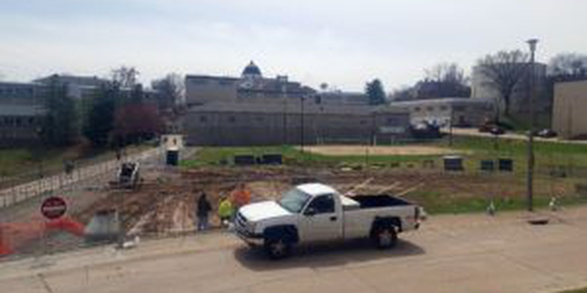 Construction begins on NPHC Plaza at Southeast MO State