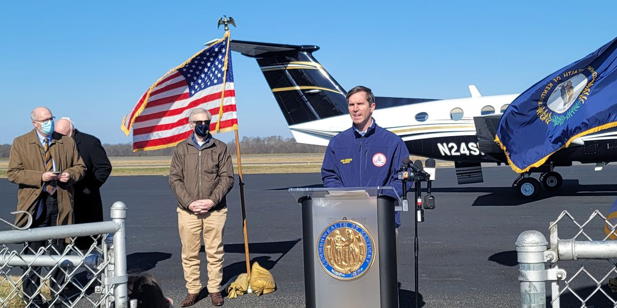 Gov. Beshear requests funding for more Ky. counties affected by flooding